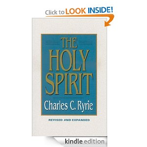 3 recommended books on the Holy Spirit