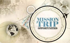 Short term missionary opportunity for young ladies