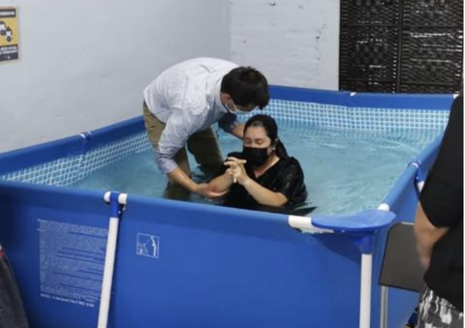 Baptisms at Liberty Baptist in Parral! – March 2021 Newsletter